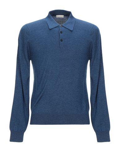 Фото - Мужской свитер CASHMERE COMPANY грифельно-синего цвета