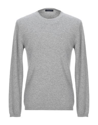 Купить Мужской свитер  серого цвета