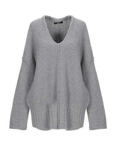Фото - Женский свитер CARLA G. серого цвета