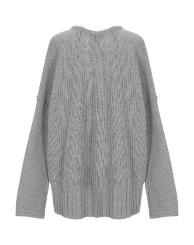Фото 2 - Женский свитер CARLA G. серого цвета