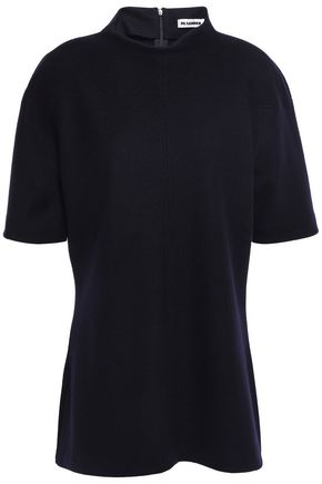 JIL SANDER Wool-felt top