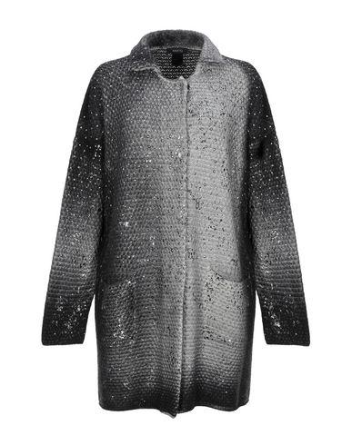 Фото - Легкое пальто от AVANT TOI серого цвета