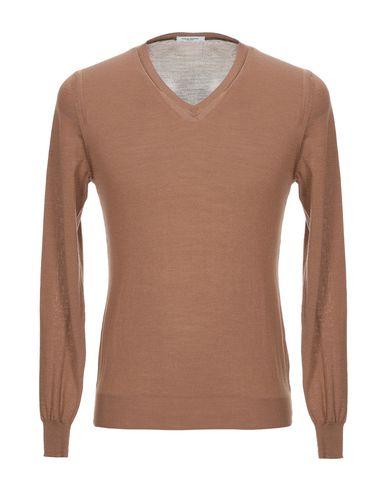 Купить Мужской свитер PAOLO PECORA цвета хаки