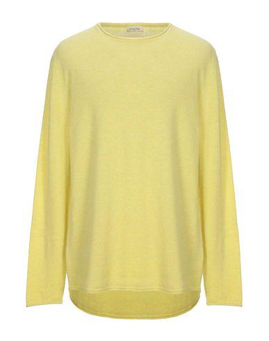 Купить Мужской свитер  кислотно-зеленого цвета