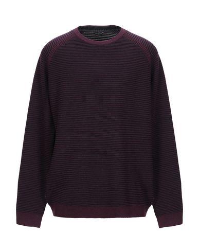 Купить Мужской свитер  цвет баклажанный