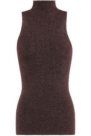 FORTE_FORTE Ribbed-knit turtleneck sweater