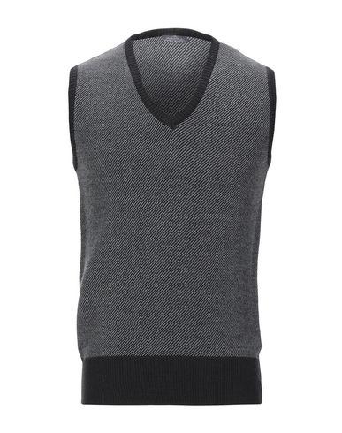 Купить Мужской свитер MACCHIA J черного цвета