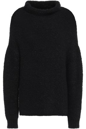 FORTE_FORTE Ribbed-knit sweater