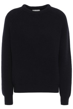 FORTE_FORTE Ribbed cashmere sweater