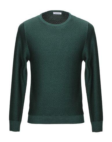 Купить Мужской свитер  зеленого цвета