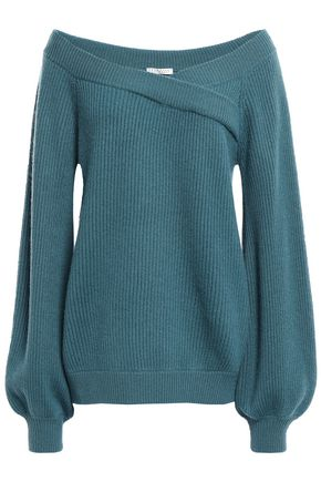 BRUNELLO CUCINELLI Ribbed cashmere sweater