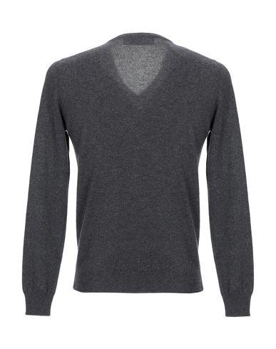 Фото 2 - Мужской свитер SPADALONGA цвет стальной серый