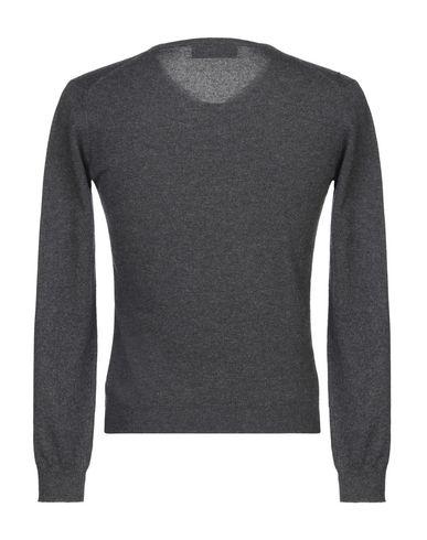 Фото 2 - Мужской свитер SPADALONGA серого цвета