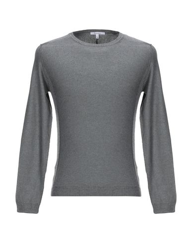 Купить Мужской свитер BERNA серого цвета