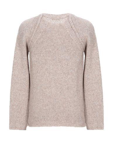 Фото 2 - Мужской свитер ROBERTO COLLINA бежевого цвета