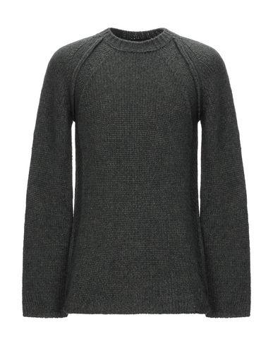 Фото - Мужской свитер ROBERTO COLLINA цвет зеленый-милитари