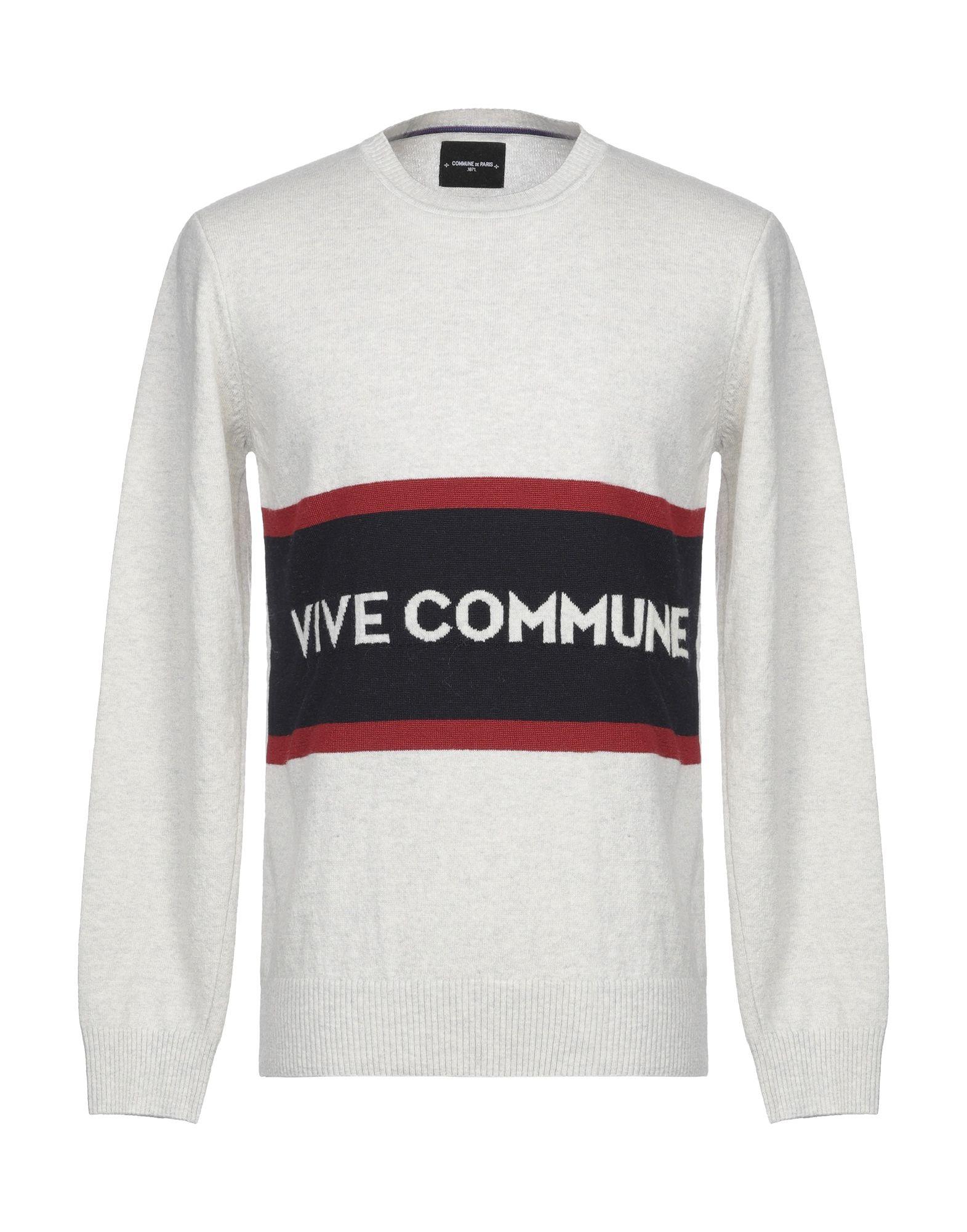 COMMUNE DE PARIS 1871 Свитер цена 2017