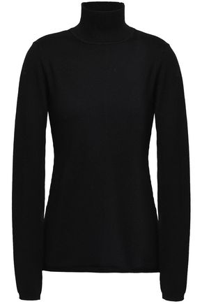 DUFFY Merino wool turtleneck sweater