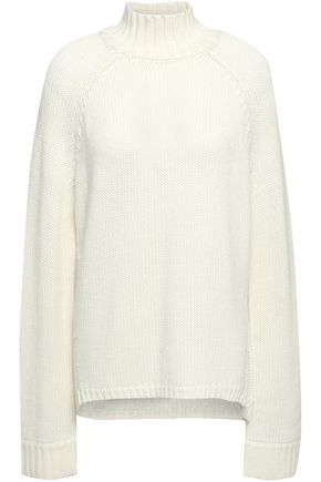 DUFFY Wool-blend turtleneck sweater