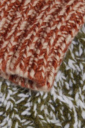 IRIS & INK Jens marled wool sweater