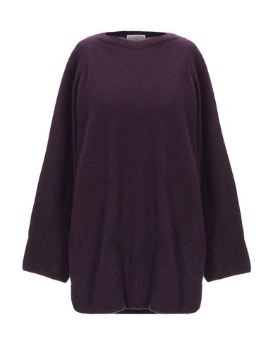 Купить Женский свитер  темно-фиолетового цвета