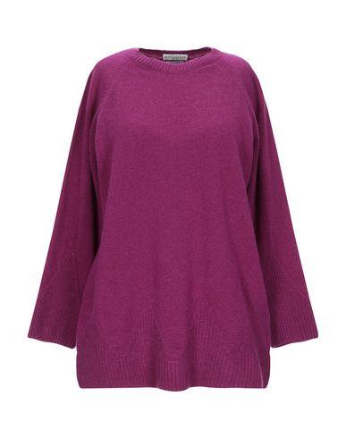Купить Женский свитер  розовато-лилового цвета