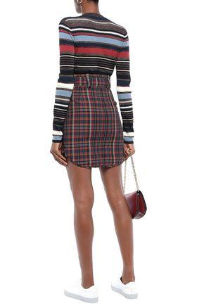 VERONICA BEARD Palmas stretch-knit sweater