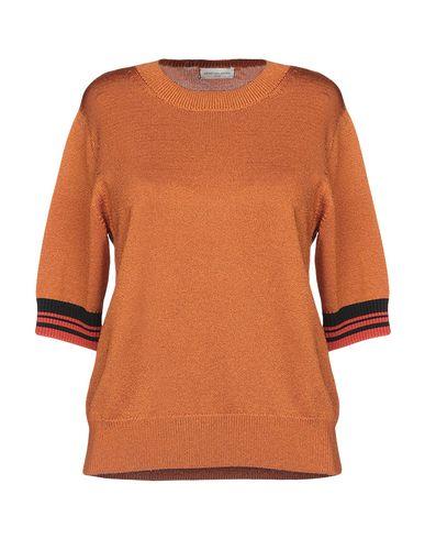 Купить Женский свитер  ржаво-коричневого цвета
