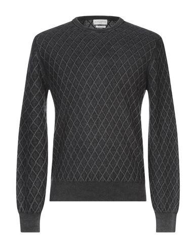 Купить Мужской свитер  цвет стальной серый