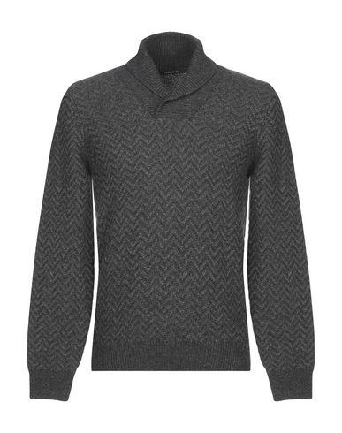 Купить Мужской свитер TAGLIATORE цвет стальной серый