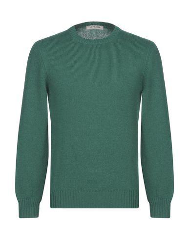 Купить Мужской свитер LA FILERIA зеленого цвета