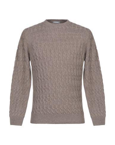 Купить Мужской свитер  светло-коричневого цвета