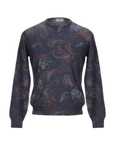 Купить Мужской свитер GRAN SASSO грифельно-синего цвета
