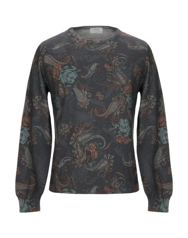 Купить Мужской свитер GRAN SASSO свинцово-серого цвета