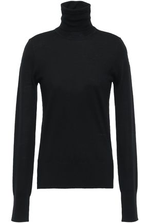 JOSEPH Merino wool turtleneck top