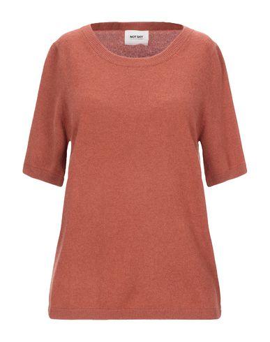 Купить Женский свитер NOT SHY кирпично-красного цвета