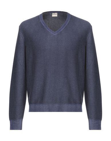 Купить Мужской свитер MASSIMO ALBA темно-синего цвета