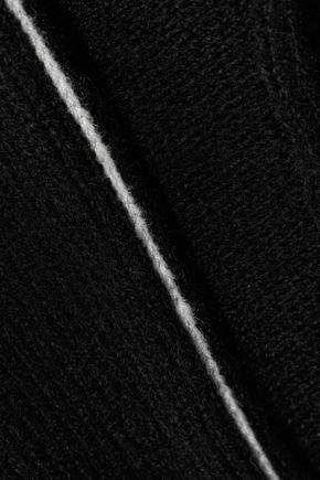 IRIS & INK Karoline wool and cashmere-blend sweater