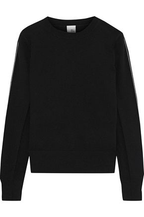 IRIS & INK Karoline wool and cashmere-blend sweater