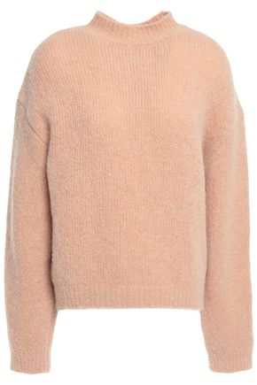 NANUSHKA Brushed knitted sweater
