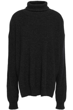 NANUSHKA Monday ribbed-knit turtleneck sweater