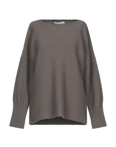 Купить Женский свитер FABIANA FILIPPI цвет зеленый-милитари