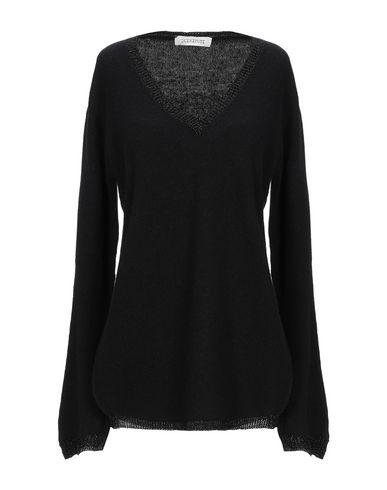 Фото - Женский свитер DUEMINUTI черного цвета