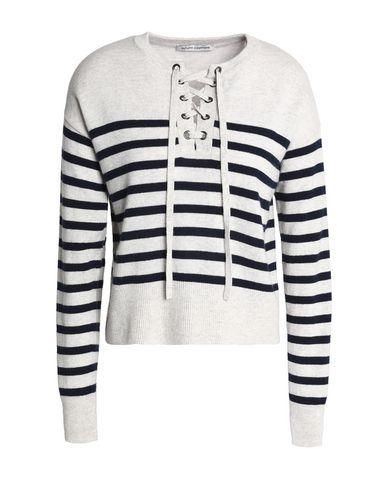 Фото - Женский свитер AUTUMN CASHMERE светло-серого цвета