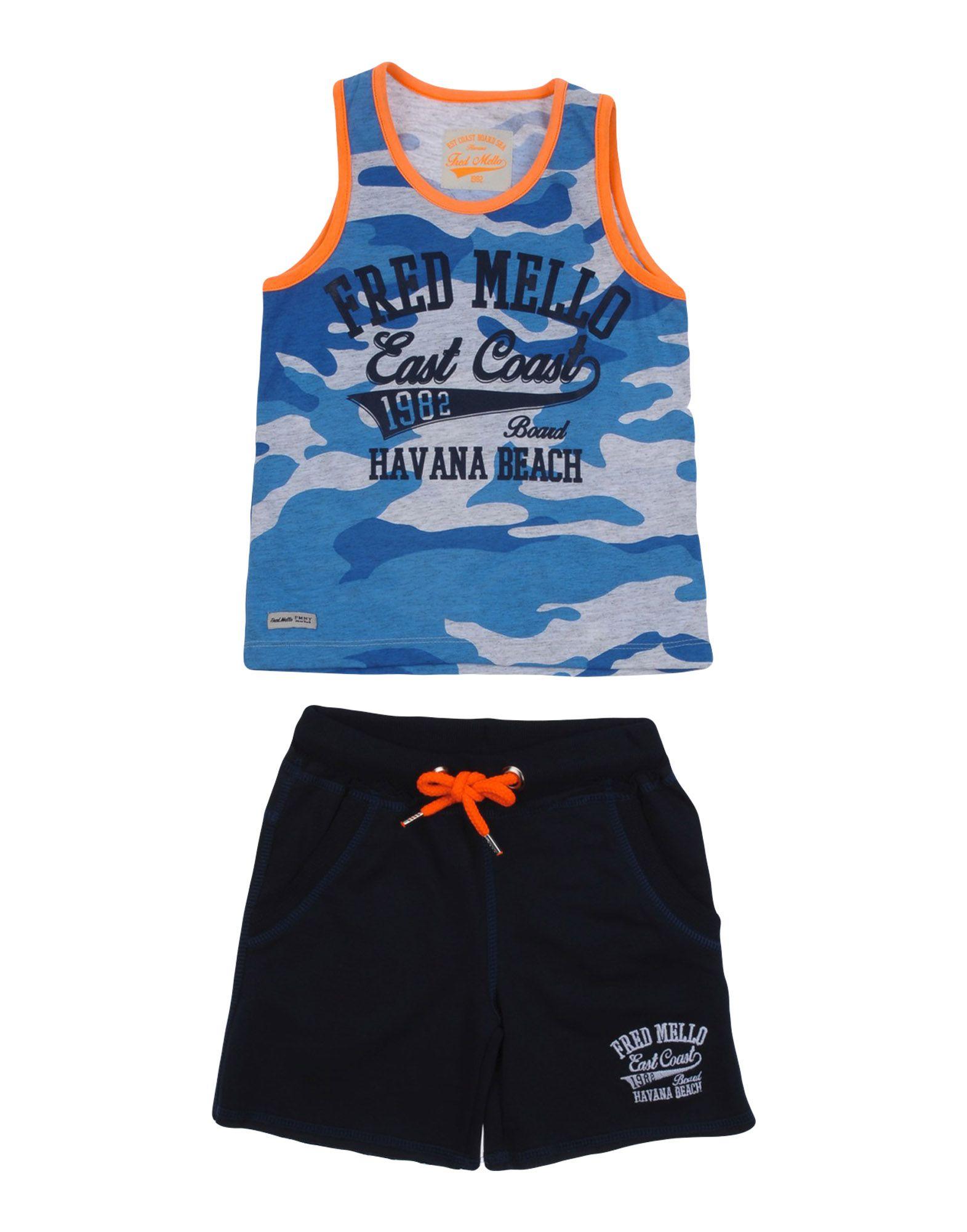 FRED MELLO Shorts sets