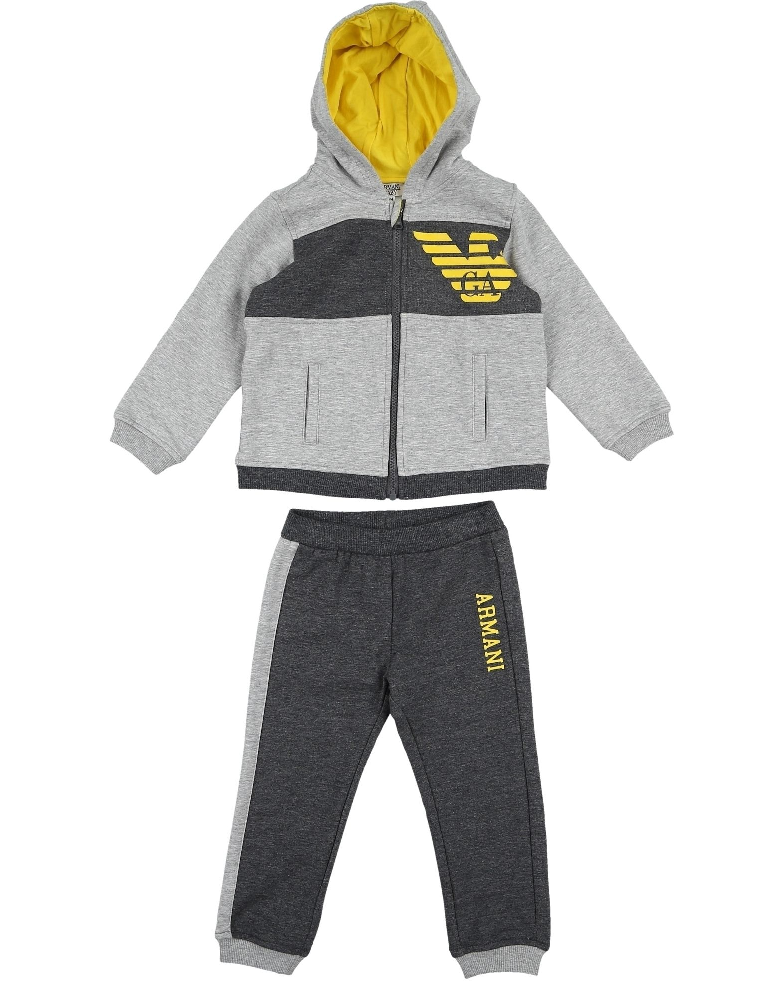 ARMANI JUNIOR Baby sweatsuits
