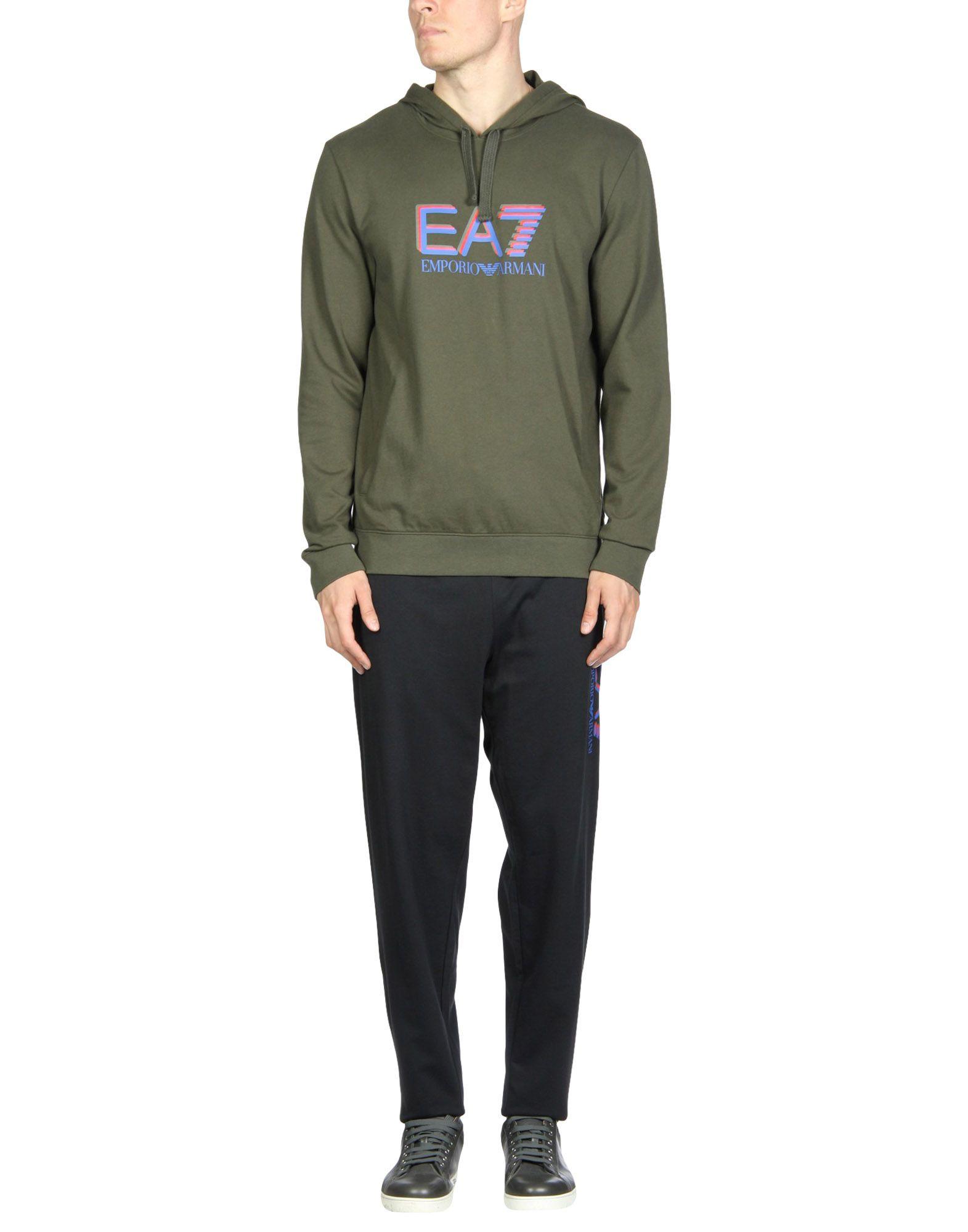 EA7 Спортивный костюм