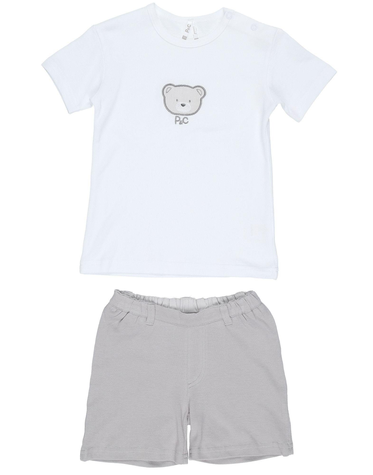 P&C Комплекты с шортами пижамные комплекты
