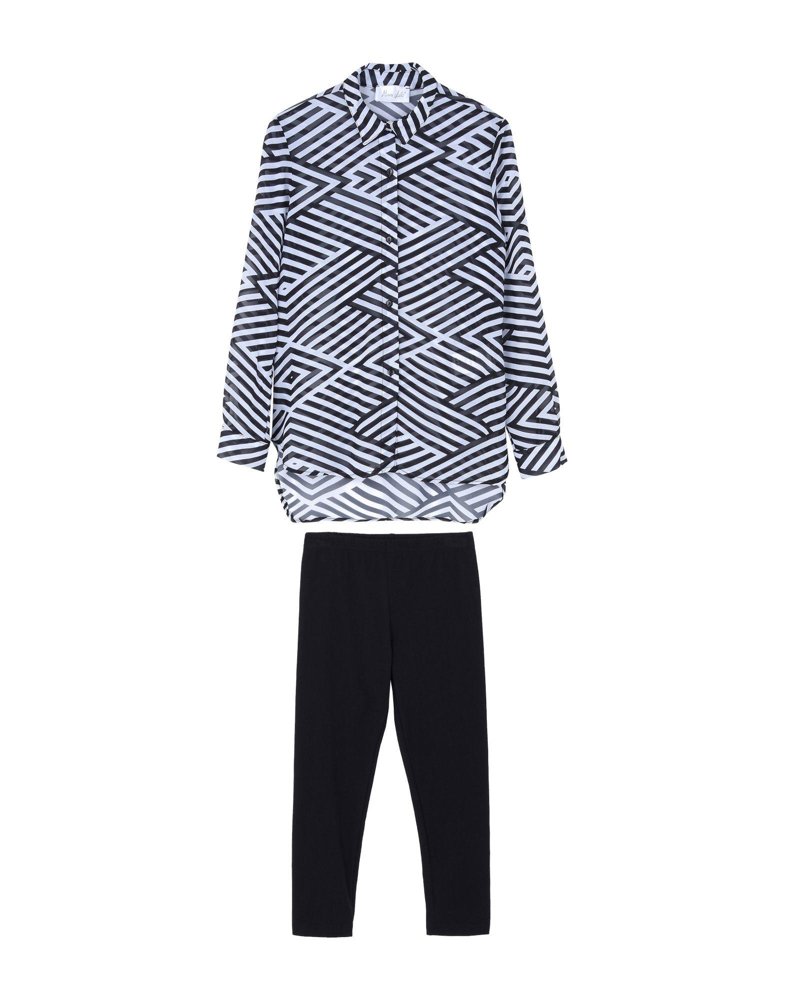 MISS LULÙ Комплекты с брюками комплекты