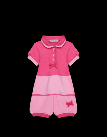 DRESS Fuchsia Baby 0-36 months - Girl Woman